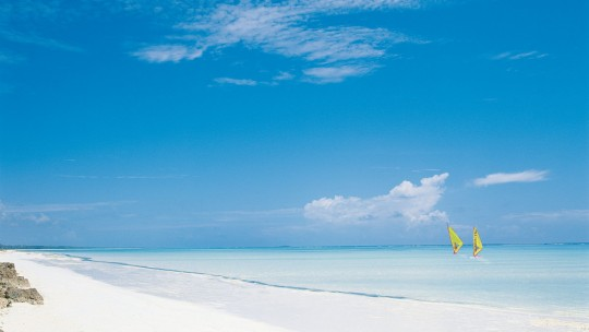 Sandies Baobab Beach **** - Zanzibar ****