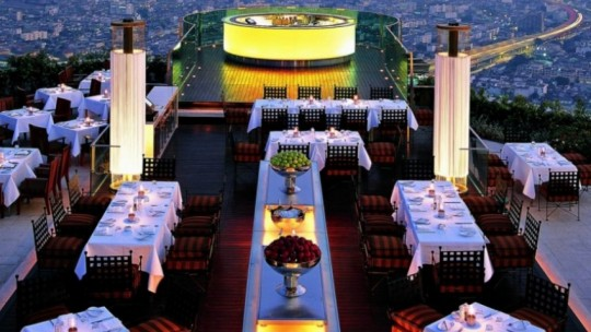Lebua at State Tower *****