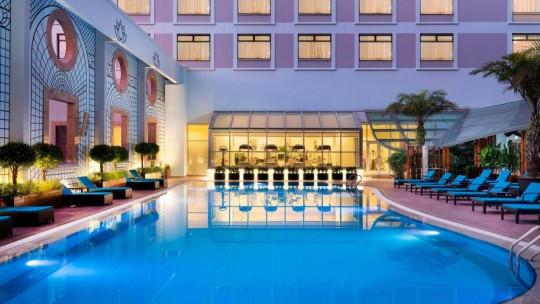 Sheraton Saigon Hotel & Towers *****
