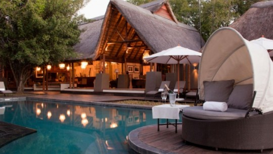 Royal Chundu Luxury Zambezi Lodges *****