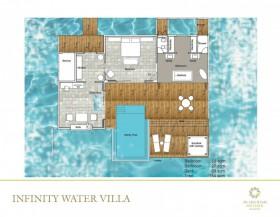 Infinity Water Villa