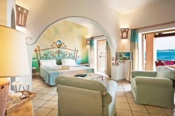 Junior Suite Mirtilla (41 m² + veranda) – Hotel Erica