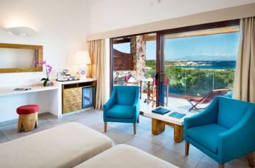 Family Suite Mirtilla Sea View – Hotel Erica