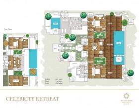 Celebrity Retreat - 3 bedrooms