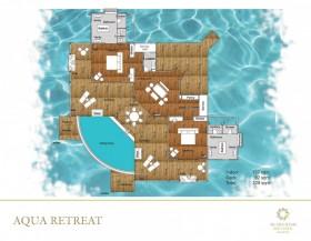 Aqua Retreat - 2 bedrooms
