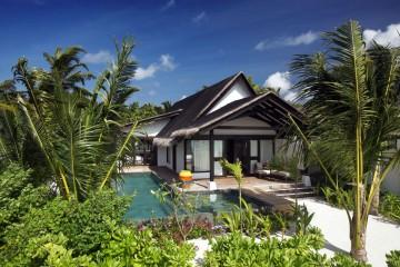 Earth Pool Pavilion - 2 bedroom suite (285 m²)