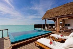 Ocean Villa with Pool (300m2, 5 vil)