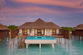 Ocean Suite with Pool (340 m2, 2 suit)