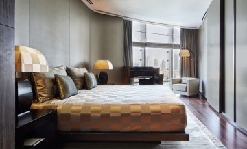 Armani Deluxe Rooms