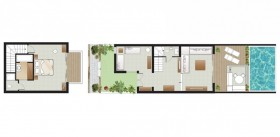 Amirandes 2-Bedroom Dream Villa with Courtyard