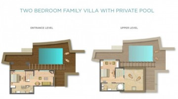 Two Bedroom Family Villa with Private Pool