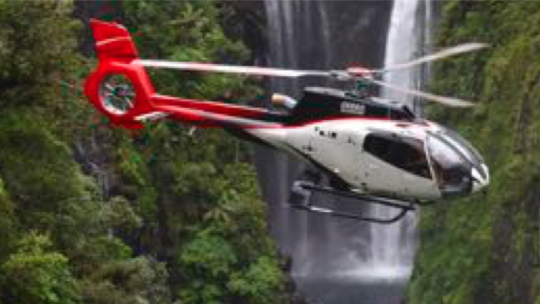 Signature Helicopter Tour